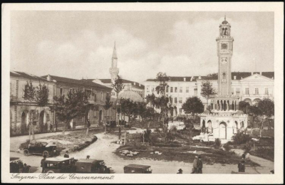 Πλατεία Διοικητηρίου - Ιωσή Αμπατζόλη 125