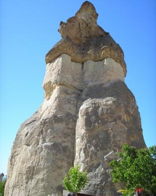 Γεωλογική μορφή της Καππαδοκίας