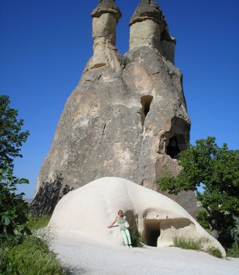 Το ερημητήριο του Αγίου Συμεών