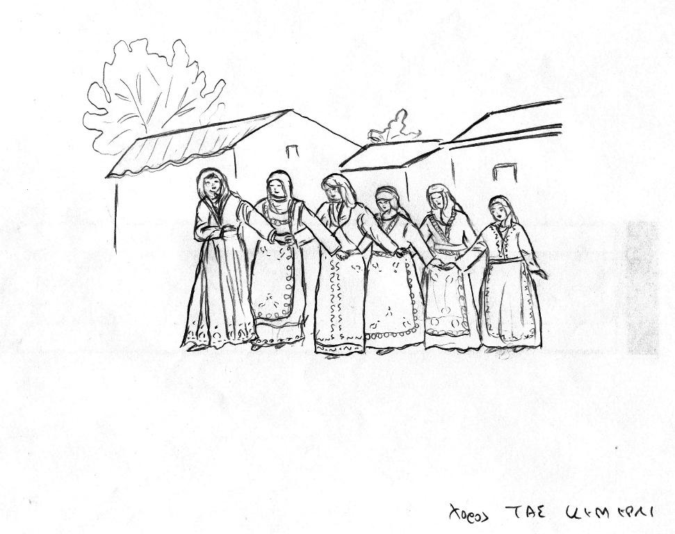 Ο χορός Τάς Κεμερλί απο καππαδόκισσες