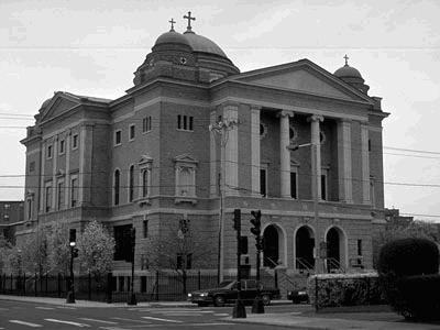 Ελληνική Ορθόδοξη Εκκλησία στη Βοστώνη