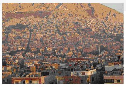 Άποψη Χαμιντιέ Συρίας