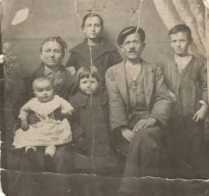 Οικογένεια Χαράλαμπου Βουγιουκλίδη από Νικομήδεια Βιθυνίας