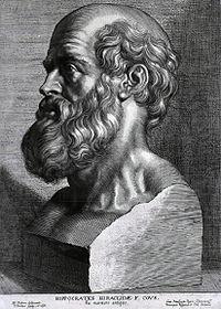 Ιπποκράτης - φωτο: Βικιπαιδεία