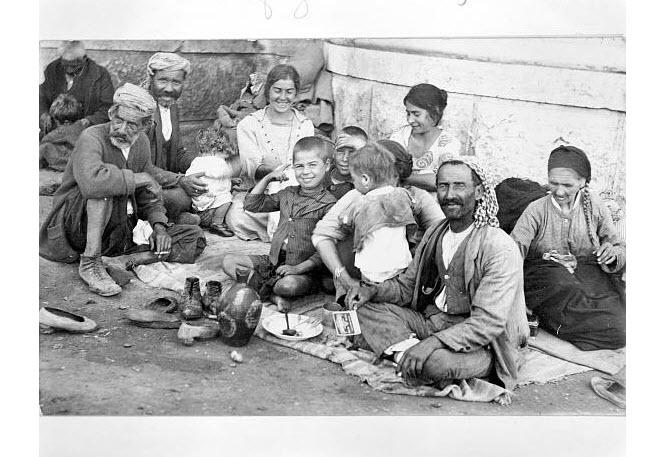 Έλληνες πρόσφυγες (1922)