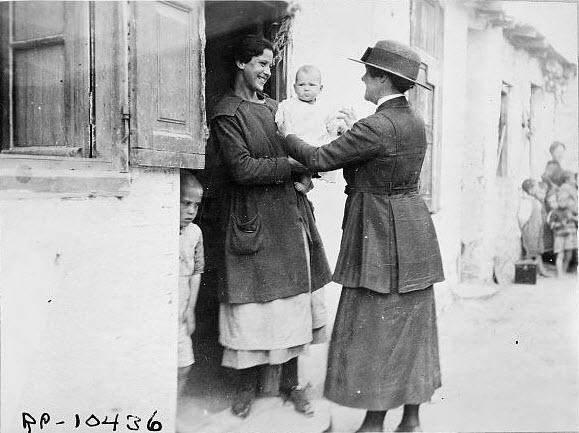 Ορφανοτροφείο Ερυθρού Σταυρού (1922)