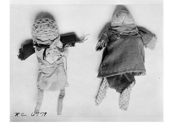 Κούκλες παιδικές... 1921