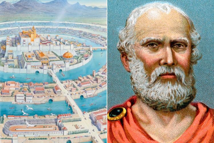 Ατλαντίδα του Πλάτωνα
