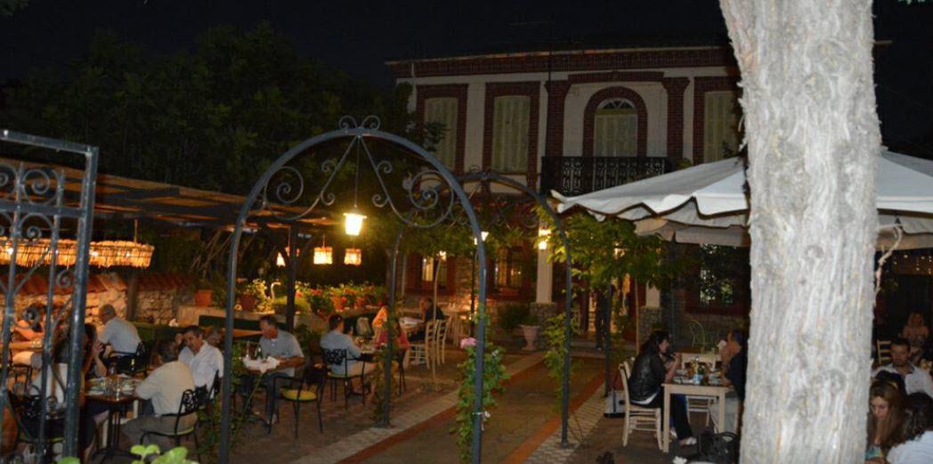 Εστιατόριο Παλιά Πόλη Καστοριάς (φωτο Ντίνος)